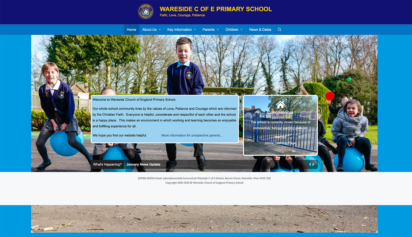 Wareside CofE Primary